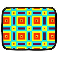 Cute Pretty Elegant Pattern Netbook Sleeve (xxl)