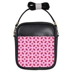 Cute Pretty Elegant Pattern Girl s Sling Bag by creativemom