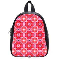 Cute Pretty Elegant Pattern School Bag (small) by creativemom
