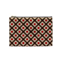 Cute Pretty Elegant Pattern Cosmetic Bag (medium)