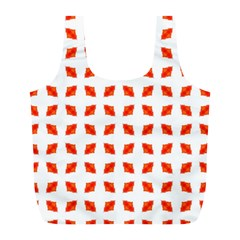 Cute Pretty Elegant Pattern Reusable Bag (l) by creativemom