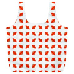 Cute Pretty Elegant Pattern Reusable Bag (xl) by creativemom