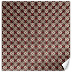 Cute Pretty Elegant Pattern Canvas 20  X 20  (unframed) by creativemom