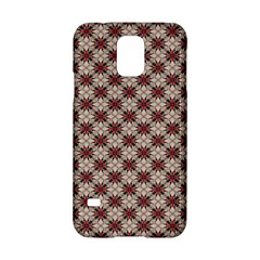 Cute Pretty Elegant Pattern Samsung Galaxy S5 Hardshell Case  by creativemom