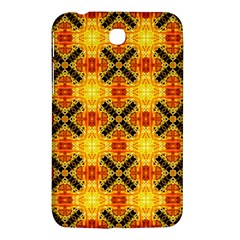 Cute Pretty Elegant Pattern Samsung Galaxy Tab 3 (7 ) P3200 Hardshell Case