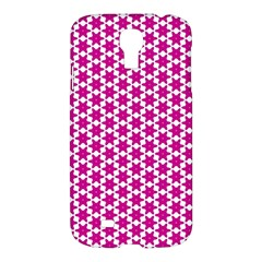 Cute Pretty Elegant Pattern Samsung Galaxy S4 I9500/i9505 Hardshell Case by creativemom