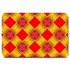 Cute Pretty Elegant Pattern Large Door Mat