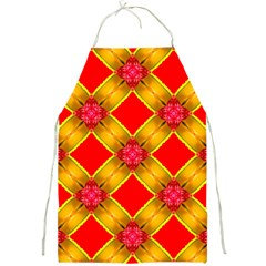 Cute Pretty Elegant Pattern Apron