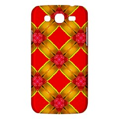 Cute Pretty Elegant Pattern Samsung Galaxy Mega 5.8 I9152 Hardshell Case