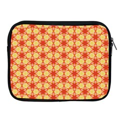 Cute Pretty Elegant Pattern Apple Ipad Zippered Sleeve by creativemom