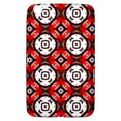 Cute Pretty Elegant Pattern Samsung Galaxy Tab 3 (8 ) T3100 Hardshell Case  by creativemom