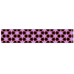 Cute Pretty Elegant Pattern Flano Scarf (large) by creativemom