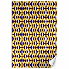 Cute Pretty Elegant Pattern Canvas 20  X 30  (unframed) by creativemom