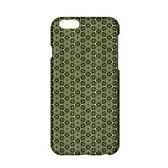 Cute Pretty Elegant Pattern Apple Iphone 6 Hardshell Case by creativemom