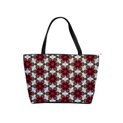 Cute Pretty Elegant Pattern Large Shoulder Bag by creativemom