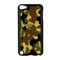 Camo Pattern  Apple Ipod Touch 5 Case (black) by Colorfulart23