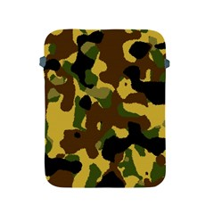 Camo Pattern  Apple Ipad Protective Sleeve by Colorfulart23