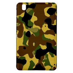 Camo Pattern  Samsung Galaxy Tab Pro 8 4 Hardshell Case by Colorfulart23