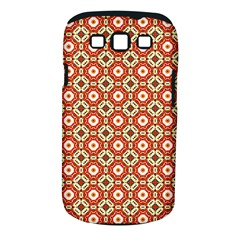 Cute Pretty Elegant Pattern Samsung Galaxy S Iii Classic Hardshell Case (pc+silicone) by creativemom