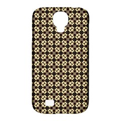 Cute Pretty Elegant Pattern Samsung Galaxy S4 Classic Hardshell Case (pc+silicone) by creativemom