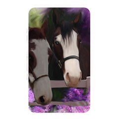 Two Horses Memory Card Reader (rectangular) by JulianneOsoske