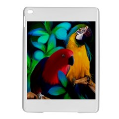 Two Friends Apple Ipad Air 2 Hardshell Case by JulianneOsoskeFeathers