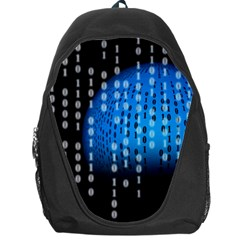 Binary Rain Backpack Bag