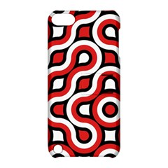 Waves And Circles Apple Ipod Touch 5 Hardshell Case With Stand by LalyLauraFLM