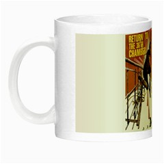 Shao Lin Ta Peng Hsiao Tzu D80d4dae Glow In The Dark Mug by GWAILO