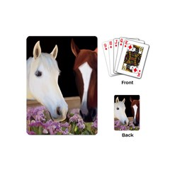 Friends Forever Playing Cards (mini) by JulianneOsoske