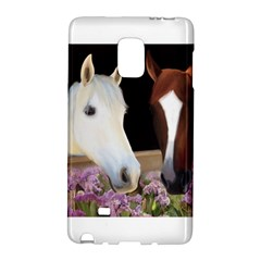 Friends Forever Samsung Galaxy Note Edge Hardshell Case by JulianneOsoske