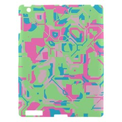 Pastel Chaos Apple Ipad 3/4 Hardshell Case by LalyLauraFLM