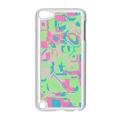 Pastel Chaos Apple Ipod Touch 5 Case (white) by LalyLauraFLM