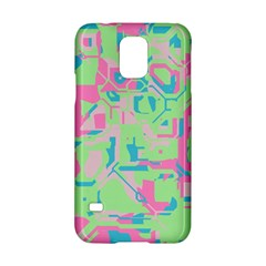 Pastel Chaos Samsung Galaxy S5 Hardshell Case  by LalyLauraFLM