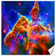 Cosmic Mind Canvas 16  X 16  (unframed)