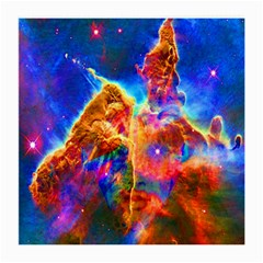 Cosmic Mind Glasses Cloth (medium, Two Sided) by icarusismartdesigns