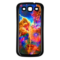 Cosmic Mind Samsung Galaxy S3 Back Case (black) by icarusismartdesigns