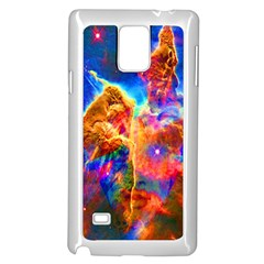 Cosmic Mind Samsung Galaxy Note 4 Case (white)