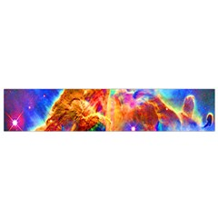 Cosmic Mind Flano Scarf (small) by icarusismartdesigns