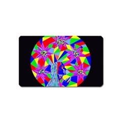 Star Seeker Magnet (name Card) by icarusismartdesigns