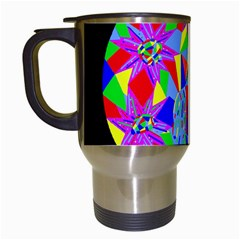 Star Seeker Travel Mug (white) by icarusismartdesigns