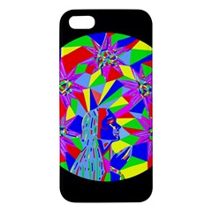 Star Seeker Apple Iphone 5 Premium Hardshell Case by icarusismartdesigns