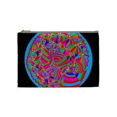 Magical Trance Cosmetic Bag (medium) by icarusismartdesigns