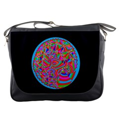 Magical Trance Messenger Bag by icarusismartdesigns