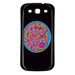 Magical Trance Samsung Galaxy S3 Back Case (black) by icarusismartdesigns