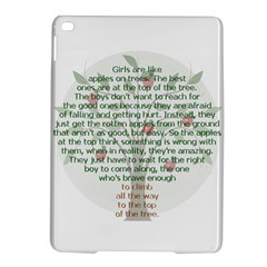 Girls Are Like Apples Apple Ipad Air 2 Hardshell Case by TheWowFactor