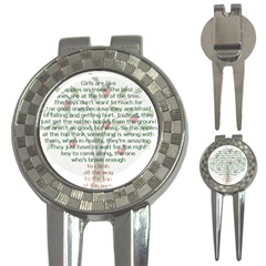 Appletree Golf Pitchfork & Ball Marker by TheWowFactor