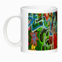 The Sixties Glow In The Dark Mug by TheWowFactor