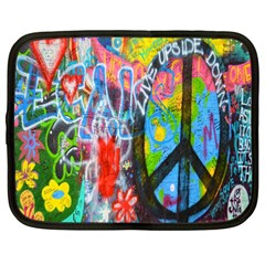 The Sixties Netbook Sleeve (large) by TheWowFactor