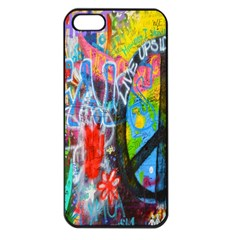 The Sixties Apple Iphone 5 Seamless Case (black) by TheWowFactor